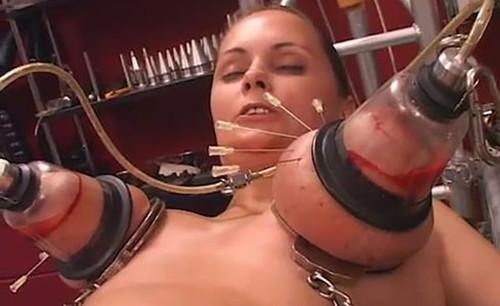 Anita torture Scenes of